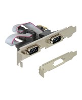DeLock Seriel adapter PCIe x1