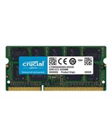 Crucial DDR3L  4GB 1866MHz CL13  Ikke-ECC SO-DIMM  204-PIN