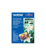 Brother BP 60MA Matte Inkjet Paper Papir A4 (210 x 297 mm) 25ark