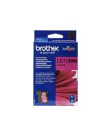 Brother LC 1100M Magenta 325 sider