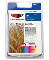 MMPS Color Inkjet Cartridge No.300XL (CC644EE)
