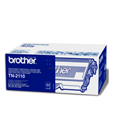 Brother TN2110 - Sort - original - tonerpatron - for Brother DCP-7030, DCP-7040, DCP-7045, MFC-7320, MFC-7440, MFC-7840  HL-2140, 2150, 2170