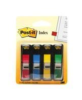 Post-it Indexfaner 11,9x43,1 ass. farver (4)