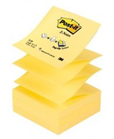Post-it Z-Notes 76x76 gul (12)