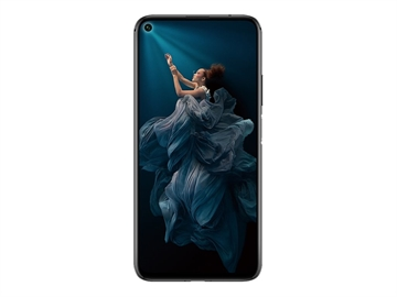 20 128-A-15.90 bk| Honor 20 128GB Midnight Black - Smartphone - 128 GB