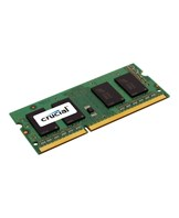 Crucial DDR3L  8GB 1600MHz CL11  Ikke-ECC SO-DIMM  204-PIN