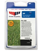 MMPS Black Inkjet Cartridge No.339 (C8767EE)
