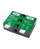 APC Replacement Battery Cartridge #124 UPS-batteri