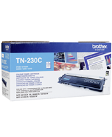 Brother TN230C - Cyan - original - tonerpatron - for Brother DCP-9010CN, MFC-9120CN, MFC-9320CN, MFC-9320CW  HL-3040CN, 3040CW, 3070CW
