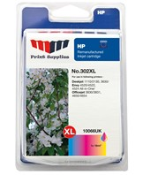 MMPS Color Inkjet Cartridge No.302XL (F6U67AE)