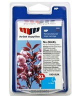 MMPS Cyan Inkjet Cartridge No.364XL (CB323EE)