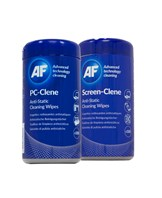 BUNDLE PC surface-clene tub (100pcs) + Screen-clene tub (100