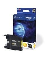LC1280XLY ink cartridge yellow (1200)