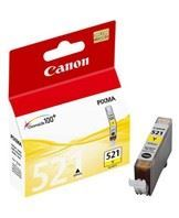 CLI-521Y yellow ink cartridge, blistered