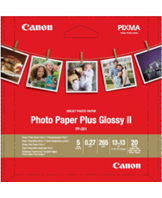 13x13 PP-201 Photo Paper Plus II 275g (20)
