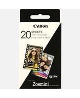 "ZINK 2""x3"" PhotoPaper x20 sheets"