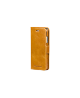 iPhone 8/7/6/6S Wallet Lynge, Golden Tan