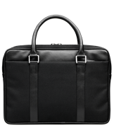 14'' Slim Laptop Bag Stelvio (Avenue), Black