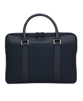 14'' Slim Laptop Bag Stelvio (Avenue), Navy Blue