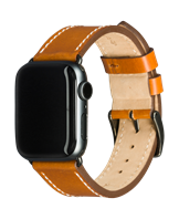 Watch Strap Copenhagen 40mm. Tan/Space Grey