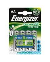 Energizer Rech Extreme AA/2300 mAh (4-pack)