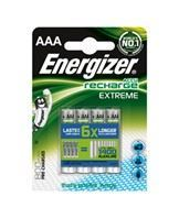 Energizer Rech Extreme AAA 800 mAh (4-pack)