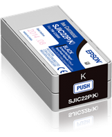 Ink cartridge for TM-C3500 Black (SJIC22P)