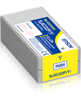 Ink cartridge for TM-C3500 Yellow (SJIC22P)