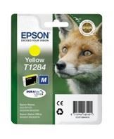 T1284 Yellow Ink Cartridge w/alarm