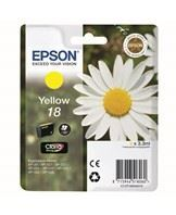 T1804 Yellow Ink Cartridge w/alarm