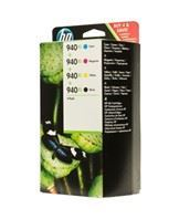 No940 XL CMYK ink cartridge, combo pack