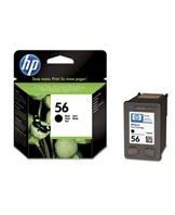 No56 black ink cartridge, blistered