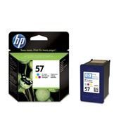 No57 color ink cartridge, blistered