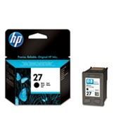 No27 black ink cartridge, blistered
