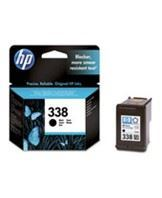 No338 black ink cartridge, blistered