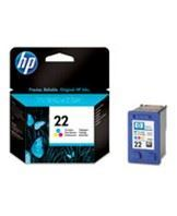 No22 color ink cartridge, blistered