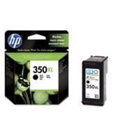 No350 XL black ink cartridge, blistered