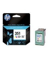 No351 color ink cartridge, blistered