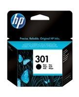 No301 black ink cartridge, blistered
