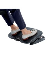 Kensington Footrest SoleMate Plus Tilt/Height Bla