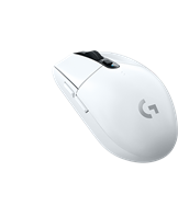 G305 LIGHTSPEED Wireless Gaming Mouse, White