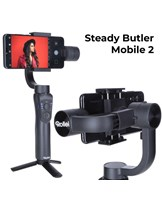 Rollei Steady Butler Mobile Gimbal 2, Black