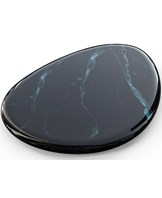 Sandberg Wireless Charger 10W, Black Marble