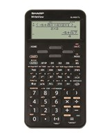 Sharp scientific calculator EL-W531TL sort