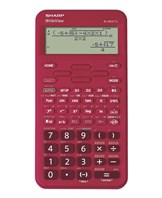 Sharp scientific calculator EL-W531TL pink