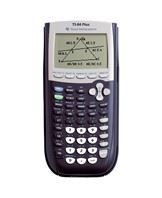 Texas TI-84 Plus Graphing calculator
