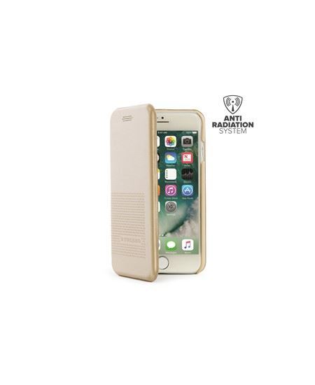 iPhone 8/7 Cover Dueinuno Magnetic, Gold