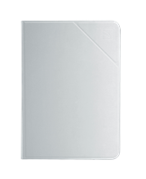 iPad 9,7'' (2017/2018) Cover Minerale Hard, Silver