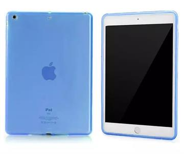 ipad Ultra Thin cover transparent blue 2017/2018