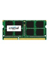 Crucial DDR3  8GB 1866MHz CL13  Ikke-ECC SO-DIMM  204-PIN
